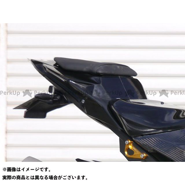 才谷屋ファクトリー S1000RR カウル・エアロ シートカウル/ストリート 仕様:黒ゲル 才谷屋