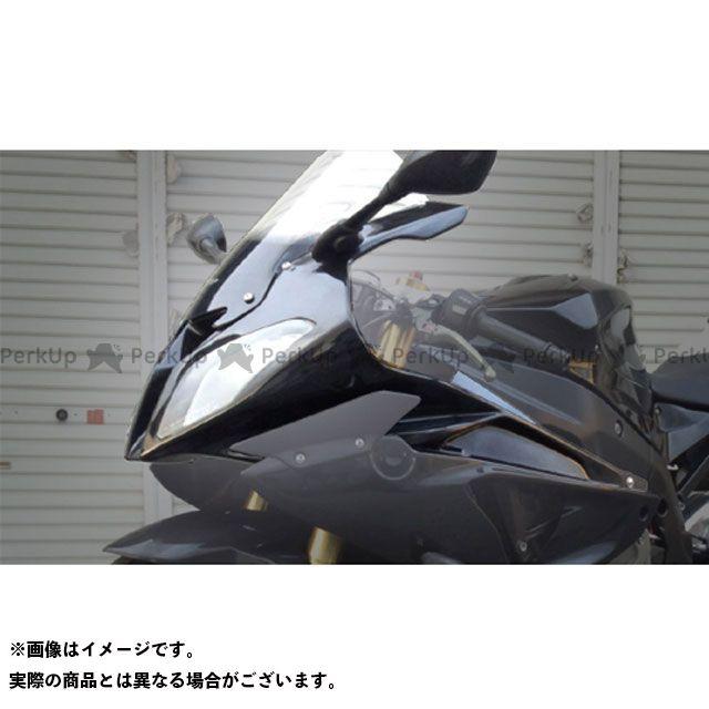 才谷屋ファクトリー S1000RR カウル・エアロ アッパーカウル/ストリート 仕様:黒ゲル 才谷屋