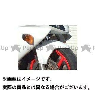 送料無料 才谷屋ファクトリー CBR250RR フェンダー フロントフェンダー/白ゲル