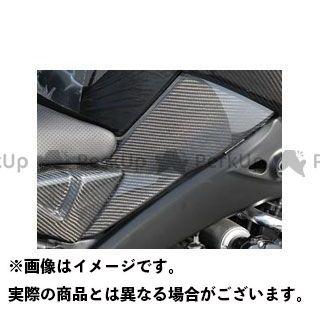 【エントリーで更にP5倍】【特価品】Magical Racing ビーキング ドレスアップ・カバー タンクサイドカバー 材質:綾織りカーボン製 マジカルレーシング