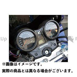 【エントリーで最大P23倍】Magical Racing CB1300スーパーボルドール CB1300スーパーフォア(CB1300SF) メーターカバー類 カーボン製メーターカバー(綾織りカーボン製) マジカルレーシング
