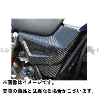 Magical Racing CB400スーパーフォア(CB400SF) カウル・エアロ サイドカバー 綾織りカーボン製