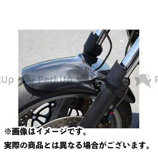 【特価品】Magical Racing CB400スーパーフォア(CB400SF) フェンダー フロントフェンダー 材質:綾織りカーボン製 マジカルレーシング