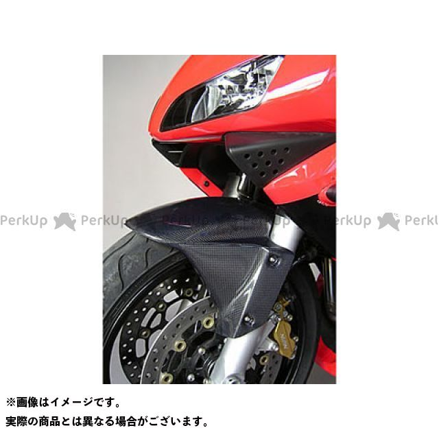 Magical Racing CBR600RR フェンダー フロントフェンダー 純正形状・ショートタイプ FRP製・黒