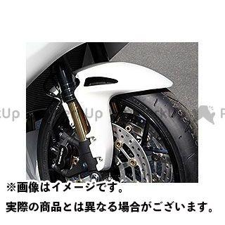 【特価品】Magical Racing CBR600RR フェンダー フロントフェンダー(FRP製・白) マジカルレーシング