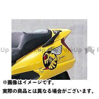 Magical Racing フォーサイト カウル・エアロ リアウイング(FRP製・白) マジカルレーシング