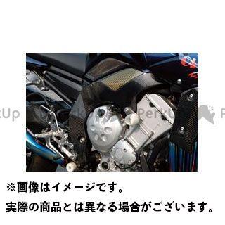 Magical Racing FZ1フェザー(FZ-1S) ドレスアップ・カバー フレームプロテクター 左右セット 平織りカーボン製 マジカルレーシング