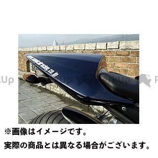 【エントリーで最大P21倍】Magical Racing FZ1フェザー(FZ-1S) ドレスアップ・カバー シートカウル 材質:FRP製・黒 マジカルレーシング