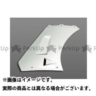 【エントリーで最大P21倍】Magical Racing RG400ガンマ RG500ガンマ カウル・エアロ サイドカウル 純正形状 材質:FRP製・白 マジカルレーシング