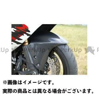 Magical Racing 隼 ハヤブサ フェンダー フロントフェンダー フォークガード一体型 FRP製・黒