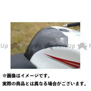 Magical Racing 隼 ハヤブサ ドレスアップ・カバー タンクエンド 平織りカーボン製 マジカルレーシング