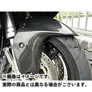 【特価品】Magical Racing 隼 ハヤブサ フェンダー フロントフェンダー タイプ2 材質:綾織りカーボン製 マジカルレーシング