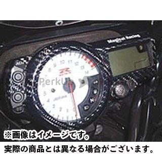 【エントリーで最大P23倍】Magical Racing GSX-R1000 メーターカバー類 カーボンメーターカバー(綾織りカーボン製) マジカルレーシング