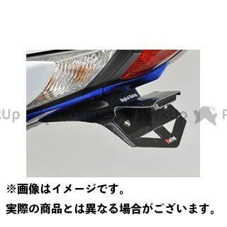 Magical Racing GSX-R1000 フェンダー フェンダーレスキット ライセンスプレート灯キット付 綾織りカーボン製