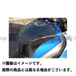 【無料雑誌付き】Magical Racing GSX-R1000 タンク関連パーツ タンクエンド 材質:綾織りカーボン製 マジカルレーシング