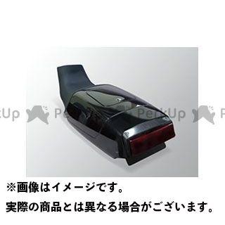 Magical Racing GSX1100Sカタナ ドレスアップ・カバー SPLシートキット(FRP製・黒/一部カーボン製) 材質:平織りカーボン製 タイプ:LEDホワイトテール マジカルレーシング