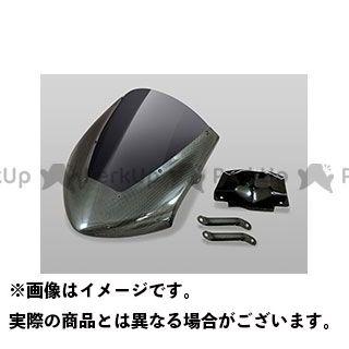 【エントリーでポイント10倍】 マジカルレーシング MT-09 スクリーン関連パーツ バイザースクリーン 平織りカーボン製 スーパーコート