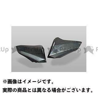 【特価品】Magical Racing MT-09 ドレスアップ・カバー サイドダクト 左右セット 材質:平織りカーボン製 マジカルレーシング