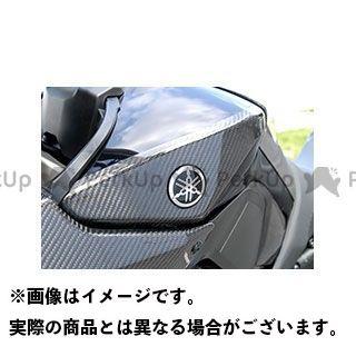 【特価品】Magical Racing MT-09 タンク関連パーツ タンクサイドパット 左右セット 材質:綾織りカーボン製 マジカルレーシング