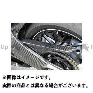 Magical Racing MT-09 XSR900 チェーン関連パーツ チェーンガード 平織りカーボン製 マジカルレーシング