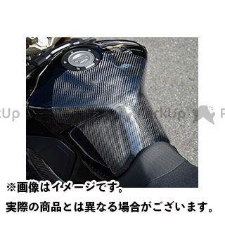 Magical Racing MT-09 ドレスアップ・カバー タンクエンド 中空モノコック構造 材質:FRP製・黒 マジカルレーシング