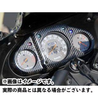 Magical Racing ニンジャ250R ドレスアップ・カバー メーターカバー Gシルバー製