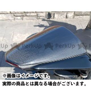 【特価品】Magical Racing ニンジャ250R ドレスアップ・カバー タンデムシートカバー 材質:平織りカーボン製 マジカルレーシング