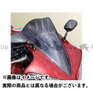 【エントリーで更にP5倍】【特価品】Magical Racing YZF-R1 スクリーン関連パーツ カーボントリムスクリーン 材質:平織りカーボン製 カラー:スーパーコート マジカルレーシング