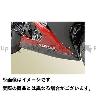 Magical Racing YZF-R1 ドレスアップ・カバー アンダーカウルトレイ FRP製・黒 マジカルレーシング