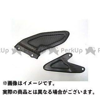 Magical Racing YZF-R1 ドレスアップ・カバー ヒールガード(綾織りカーボン製)
