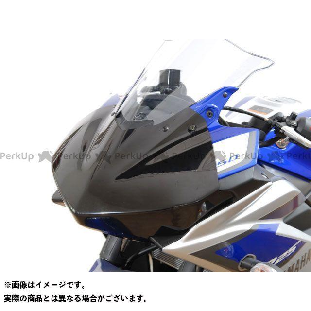 Magical Racing YZF-R25 ドレスアップ・カバー ゼッケンプレート 材質:FRP製・白 マジカルレーシング