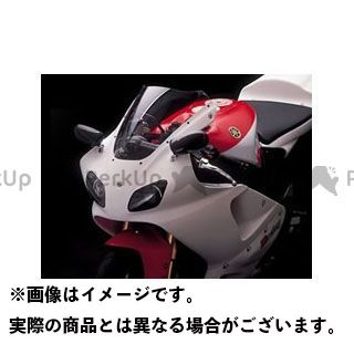 Magical Racing YZF-R7 カウル・エアロ 2P アッパーカウル(FEP製・白)  マジカルレーシング
