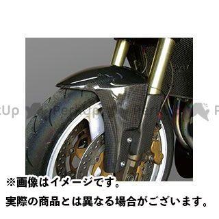 【特価品】Magical Racing Z1000 フェンダー フロントフェンダー エアロフォークガード付 材質:FRP製・黒 マジカルレーシング