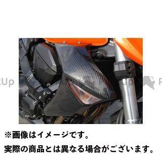 【特価品】Magical Racing Z1000 ラジエター関連パーツ ラジエターシェラウド 左右セット 材質:平織りカーボン製 マジカルレーシング