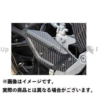 【エントリーで更にP5倍】【特価品】Magical Racing Z1000 ドレスアップ・カバー ヒールガード 左右セット 材質:平織りカーボン製 マジカルレーシング