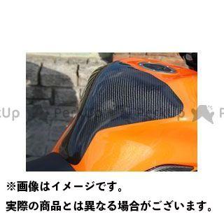 【エントリーで更にP5倍】【特価品】Magical Racing Z1000 ドレスアップ・カバー タンクエンド 材質:平織りカーボン製 マジカルレーシング