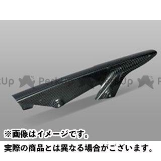 Magical Racing Z1000 チェーン関連パーツ チェーンガード 材質:綾織りカーボン製 マジカルレーシング