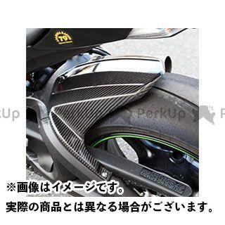 【エントリーで最大P21倍】Magical Racing ニンジャZX-10R フェンダー リアフェンダー 材質:綾織りカーボン製 マジカルレーシング