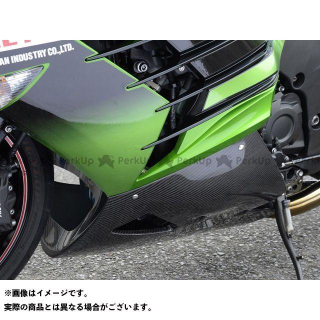 【特価品】Magical Racing ニンジャZX-14R カウル・エアロ アンダーカウル 材質:平織りカーボン製 マジカルレーシング