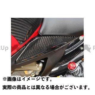 【特価品】Magical Racing 1199パニガーレ ドレスアップ・カバー シートサイドカバー 材質:平織りカーボン製 マジカルレーシング