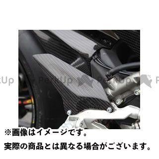 【特価品】Magical Racing 1199パニガーレ ドレスアップ・カバー ヒールガード 左右セット 材質:綾織りカーボン製 マジカルレーシング