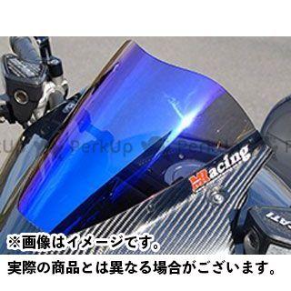 Magical Racing ディアベル スクリーン関連パーツ バイザーカウル用スクリーン STDタイプ スーパーコート