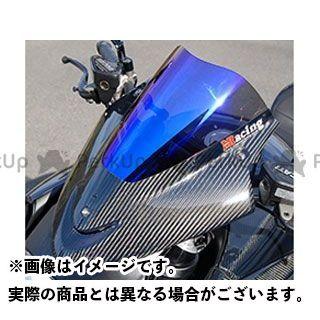 【特価品】Magical Racing ディアベル スクリーン関連パーツ バイザースクリーン STDタイプ 材質:平織りカーボン製 タイプ:クリア マジカルレーシング