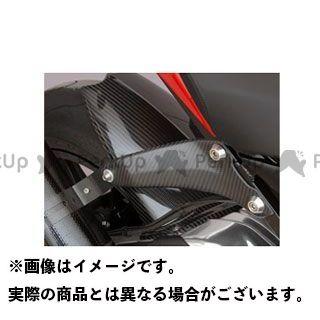 Magical Racing S1000RR マフラーステー・バンド マフラーステー 綾織りカーボン製