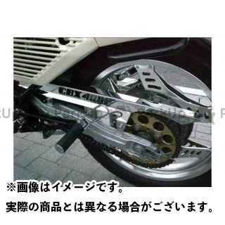 エーシーピー CBX400F チェーン関連パーツ CBX400F ロゴイリメッキチェーンケース ACP