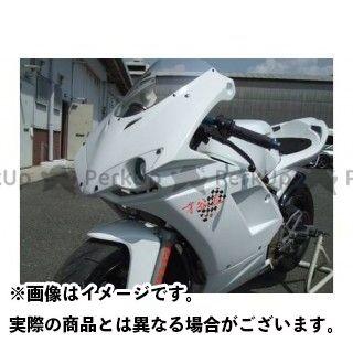 才谷屋ファクトリー NSR50 NSR80 カウル・エアロ 1098typeハーフカウル/ストリート耐久/白ゲル カラー:クリアー 才谷屋