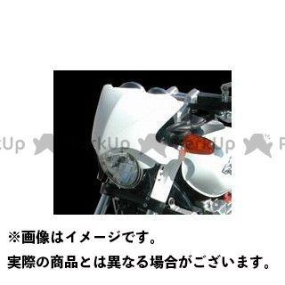 才谷屋ファクトリー エックスフォー カウル・エアロ X-4用汎用ビキニカウル/白ゲル 才谷屋