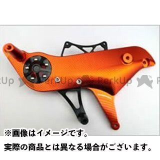 BURIAL シグナスX スイングアーム GPスイングアームKIT ガルアームタイプ(オレンジ) ベリアル