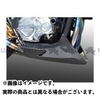 才谷屋ファクトリー ZRX1200ダエグ カウル・エアロ アンダーカウル 仕様:カーボン 才谷屋