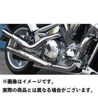MORIWAKI VT1300CR VT1300CS VT1300CX マフラー本体 Galaxy SUS マフラー タイプ:WT(ホワイトチタン) モリワキ